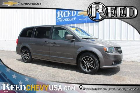 2016 Dodge Grand Caravan 4dr Wgn SXT Plus